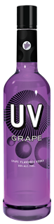 Uv Vodka Grape 750ml